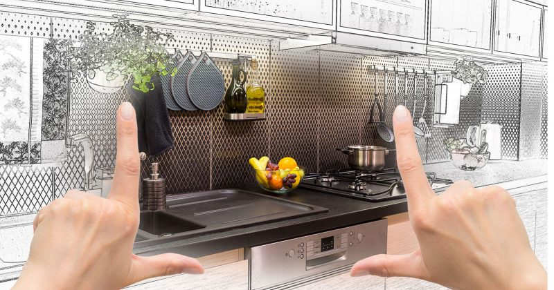 6 Hot Kitchen Cabinet Trends in 2019